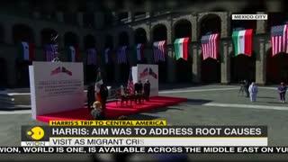 Kamala Harris VP.