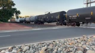 Lincoln California Train