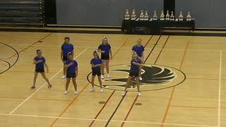 Kenz middle school dance show