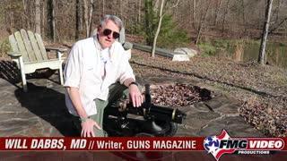 Coolest Gun Ever! Scaled Down 9mm Gatling Gun