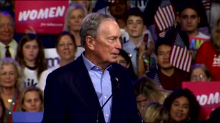 Michael Bloomberg victory speech