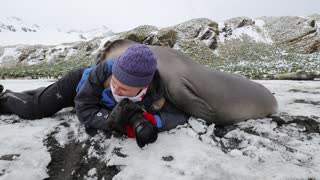 The Hazards of Being a Wildlife Photographer