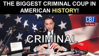 The Biggest Criminal Coup in American History is Going On Right Now!