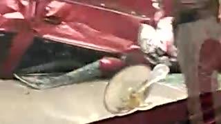 Presunto conductor ebrio causó accidente con tres heridos en Bucaramanga