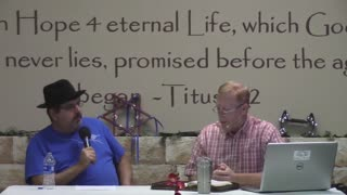 Interview with Pastor Brian 10/21/2020