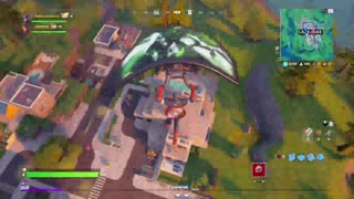 Playing Fortnite With Captain America