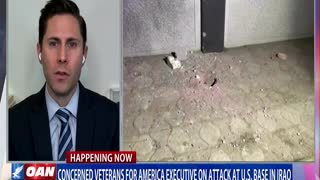 Concerned Veterans for America Executive on attack at U.S. base in Iraq