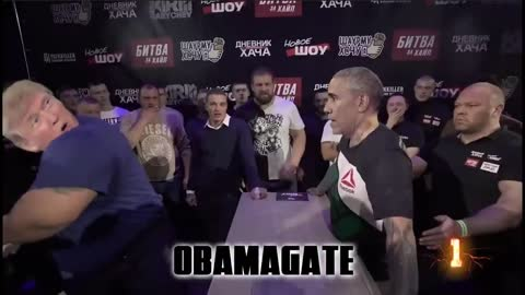 Funny Trump vs Obama