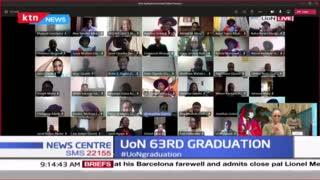 University of Nairobi celebrates its 63rd graduation