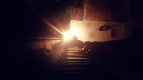 """""""LA CANZONE DELL'AMORE PERDUTO"""" di Fabrizio De Andrè - mini piano-cover"""