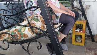 Grandma swing