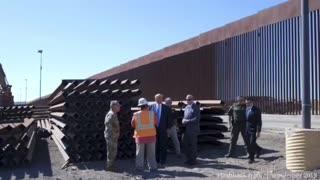 Flashback: Trump Visits Southern Border