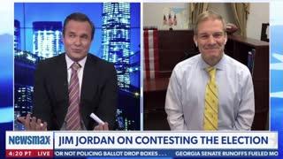 Rep. Jim Jordan on Newsmax TV 12.16.2020