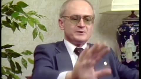 Four Stages of Ideological Subversion - Yuri Bezmenov