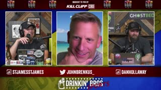 Drinkin' Bros Podcast #653 - UFO's Are Here!