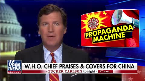 Tucker Carlson on WHO and the Chinese Communist Party | The Washington Pundit