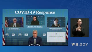 Biden's Covid Advisor Says Quiet Part Out Loud