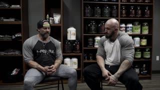 Jason Arntz | IFBB Pro | I-Prevail Supplements | Q&A