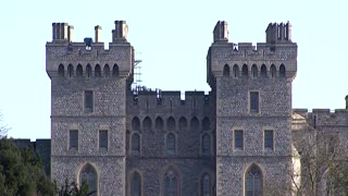 Windsor gets ready for Prince Philip's funeral