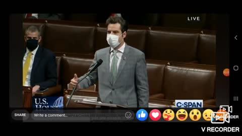 Rep. Matt Gaetz speaking truth