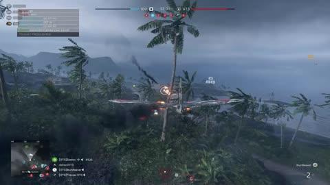 Bail, Bail, Corsair F4U on my Tail.
