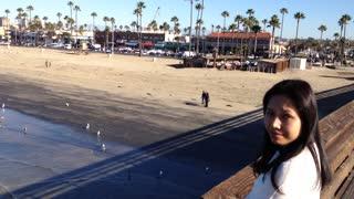Newport Beach, Ca. Coastline