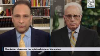 John MacArthur talks to David Brody about the spiritual state of the nation