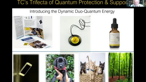 The Dynamic Duo with Quantum Expert Warren Hanchey!