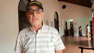 Alcalde Dau habla sobre pruebas Saber