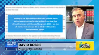 Dave Bossie: Democrats on track to lose 2022 Midterms