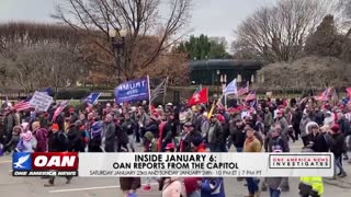 One America News Investigates: Inside January 6 -- OAN Reports from the Capitol