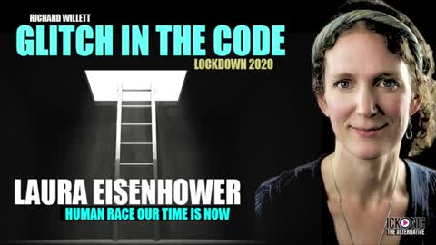 GLITCH IN THE CODE LOCKDOWN 2020 - LAURA EISENHOWER - HUMAN RACE OUR TIME IS NOW