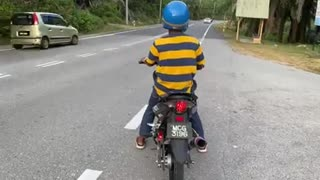 Motorcycle talent
