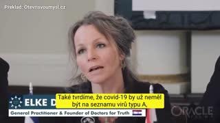 Doktoři vyzývají-není žádná pandemie