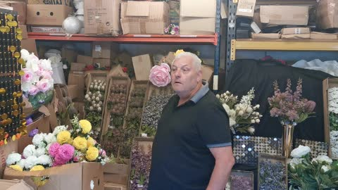 Billy from North Weald Market