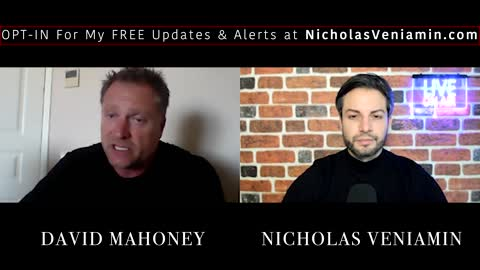 David Mahoney Discusses Vaccines, Media Weapon and Travel Tips with Nicholas Veniamin