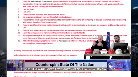 Counterspin Ep. 09 - THE STATE OF THE NATION!