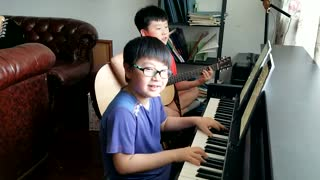 Chinese Pop Song 1 for Mom's birthday
