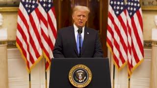Farewell Address of President Donald J. Trump | The Washington Pundit