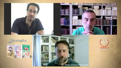 Youssef Hindi - Pierre Antoine Plaquevent : Eugénisme Globaliste et Sacrifice Économique