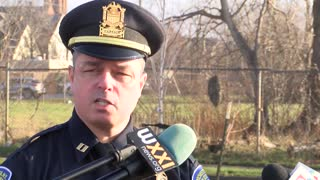 Rochester Police Press Conference Regarding Officer Shot in The Neck Tuesday