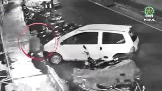 Video: Así robaba autopartes una banda delincuencial en Bucaramanga