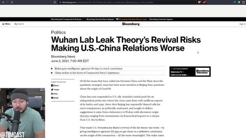 China State Media Threatens NUCLEAR WAR Over Covid Investigation