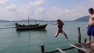 FISHERMAN VILLAGE HOMESTAY Authentic Thai Island Koh Phitak Chumphon, Thailand - Amazing Thai