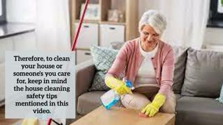 Household Senior Safety Tips