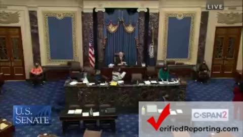 Watch as Utah Sen. Mike Lee as he SELLS OUT American Workers