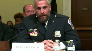 Officer Gives Harrowing Testimony Of January 6