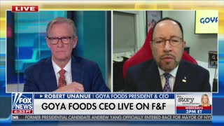 Goya CEO Issues Warning About Communism That EVERY American Needs to Hear