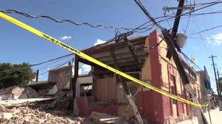 Terremoto en Puerto Rico