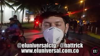 Martes de bici en Cartagena